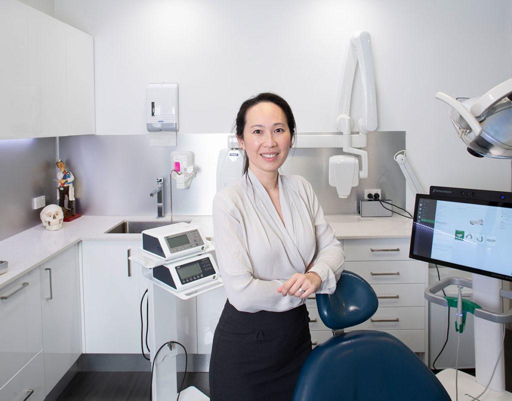 Dr. Chou